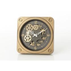 Horloge en laiton jules 37 cm