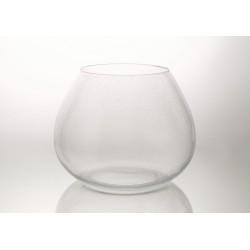 Vase à bulles transparent...