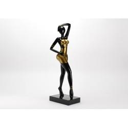 Statue femme gingko 80 cm