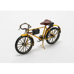 Cycle garçon vintage jaune...