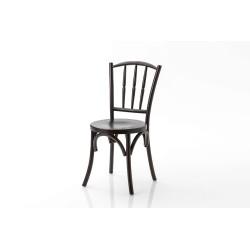 Chaise en orme Tourillon
