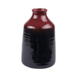Vase nicosie bicolore 22 cm
