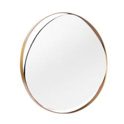 Miroir rond 46 cm antique