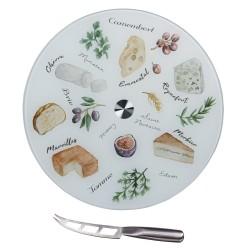 Plateau à fromage tournant...