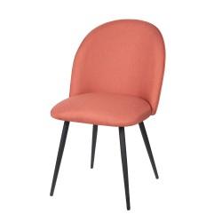 Chaise beetle orange
