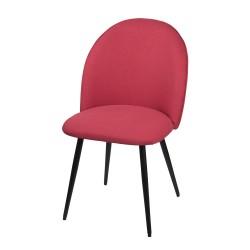 Chaise beetle fraise