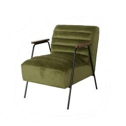 Fauteuil Hutch vert