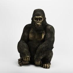 Décoration gorille 28 cm x...