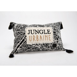 Coussin Jungle 30 cm x 50 cm