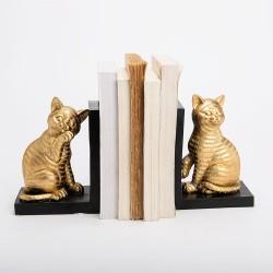 Serre livres Chats