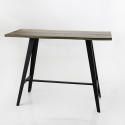 Table de bar Joe 140x70 cm