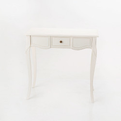 Bureau Loire blanc 80 cm x...