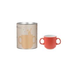 Coffret mug à double anses...