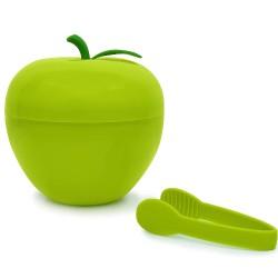 Seau à glaçon pomme plus pince