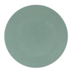 Assiette Vésuvio bleu 31 cm
