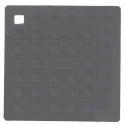 Manique carrée en silicone...
