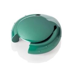 Coupe-capsule vert Lux