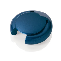 Coupe-capsule habana bleu Lux