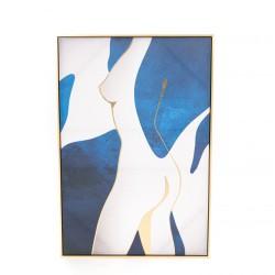 Toile Beauté Féminine 80x120cm