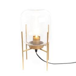 Lampe de table Cléa 34cm