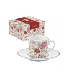 Coffret tasse à thé 20 cl...