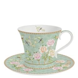 Coffret tasse à thé en...