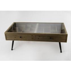 Table basse Vitrine 120cm x...