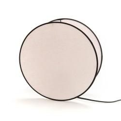 Lampe Luna Rose Nude 30cm