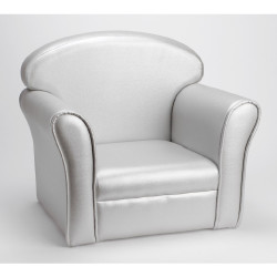 Fauteuil Club Silver