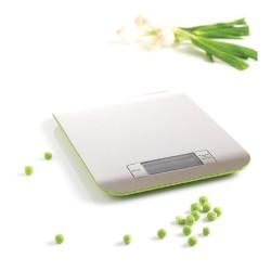 Balance plateau en inox vert