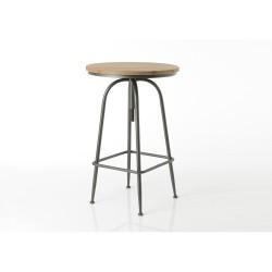 Table de bar ronde Cabanon