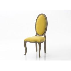 Chaise jaune Sensey