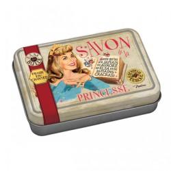 Boîte avec savon de la...