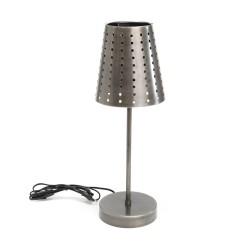 Lampe Table Paolo Etain E27...