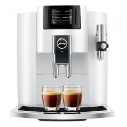 Machine à café e8 piano white
