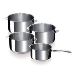 Série de 4 casserole...