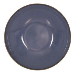 Assiette à pâtes 22 cm bleu...