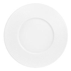 Assiette plate nymphéa 27...