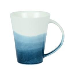 Mug 30 cl estampe bleu (lot...