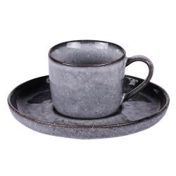 Tasse et soucoupe à café 11...