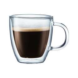 Set 6 tasses a cafe double...