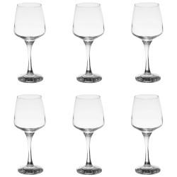 Boite de 6 verres à vin...