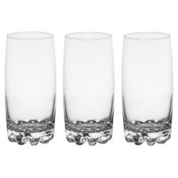 Pack de 3 verres forme...