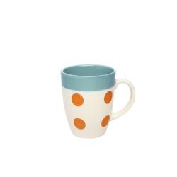 Mug reverso 30 cl orange et...