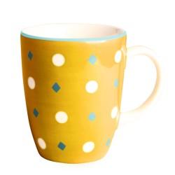 Mug b&co pois 30 cl curry