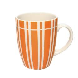 Mug lina 30 cl orange
