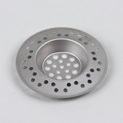 Filtre d'évier inox 7 cm
