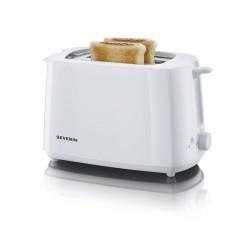 Toaster blanc deux fentes...
