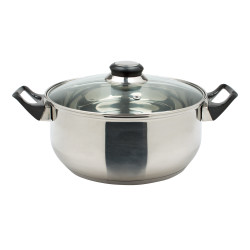 Faitout 27 cm inox induction
