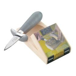 Couteau à huître en bois...